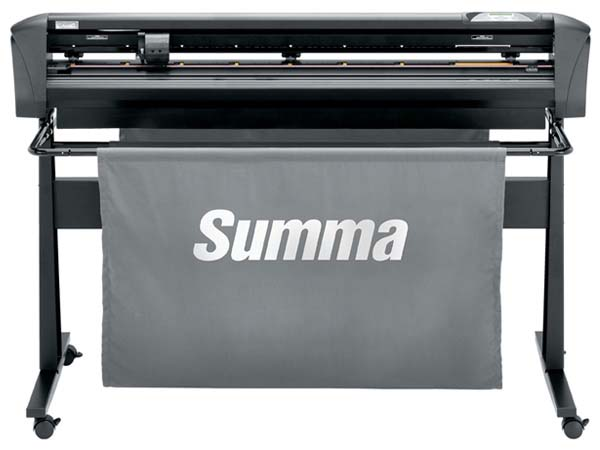 Summa D 120 cut plotter